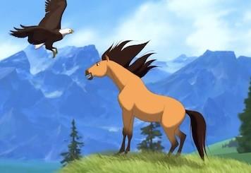 Spirit Cavallo selvaggio - film d'animazione