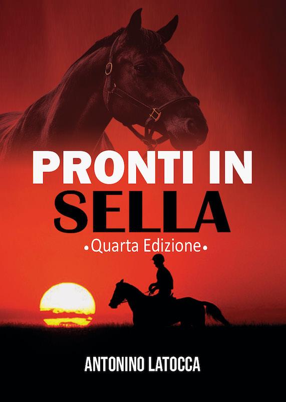 Copertina manuale di equitazione Pronti in sella di Antonino Latocca