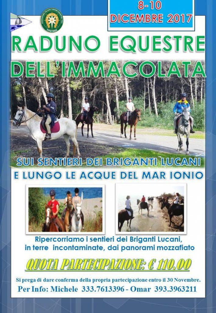 Locanda Raduno equestre Policoro 2017